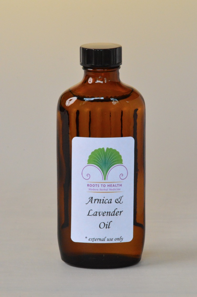 Arnica and Lavender oil 100ml