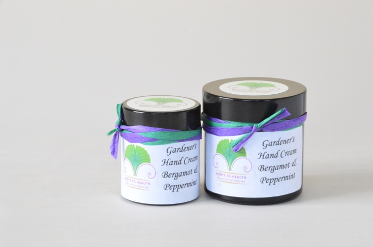 Gardener's Hand Cream Bergamot & Perrermint