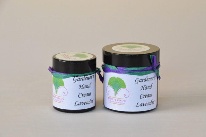 Gardener's Hand Cream Lavender & Hempseed