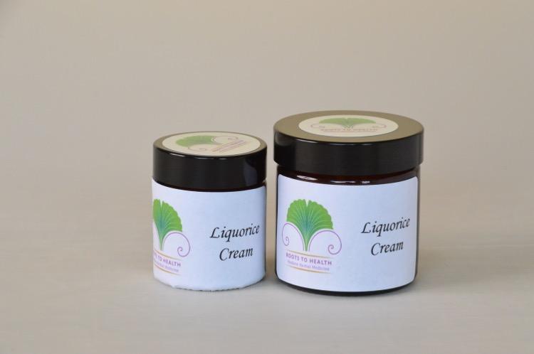 Liquorice Cream