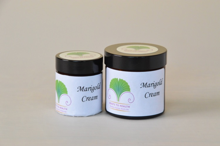 Marigold Cream