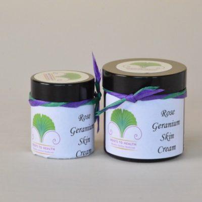 Rose Geranium Face & Skin cream