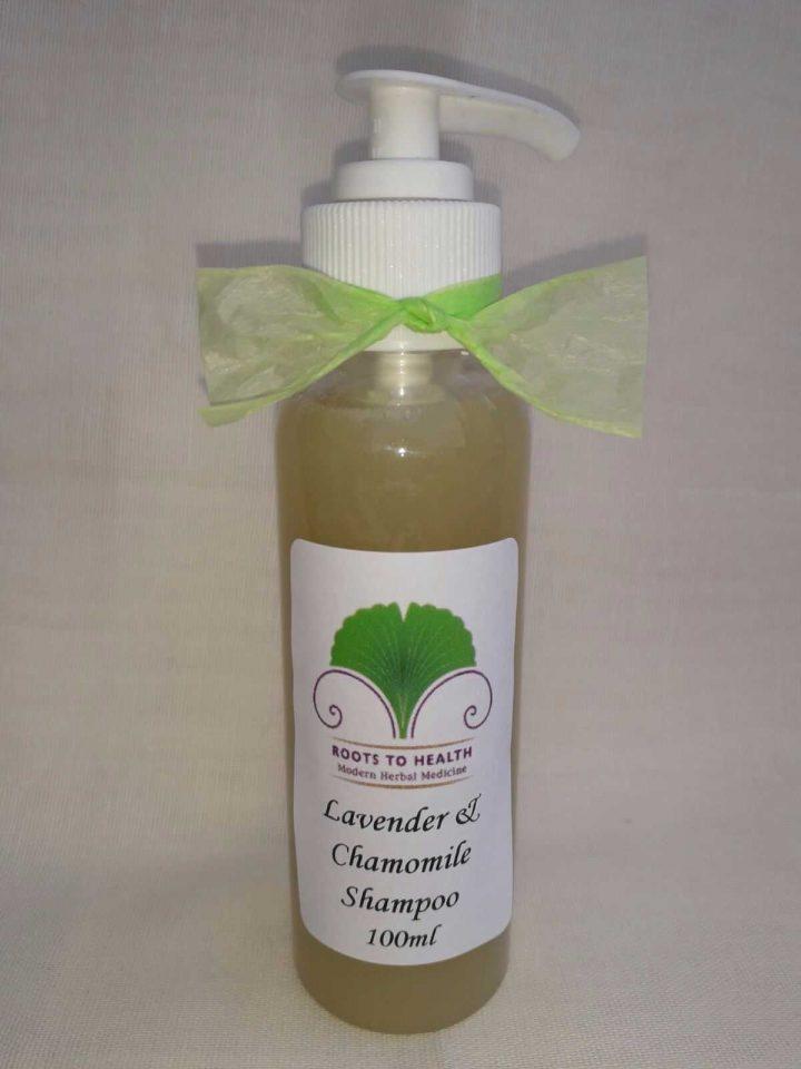 Lavender & Chamomile Shampoo