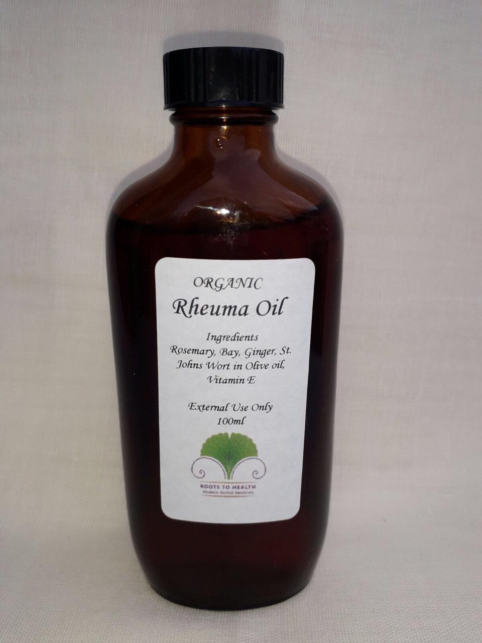 Rheuma Oil