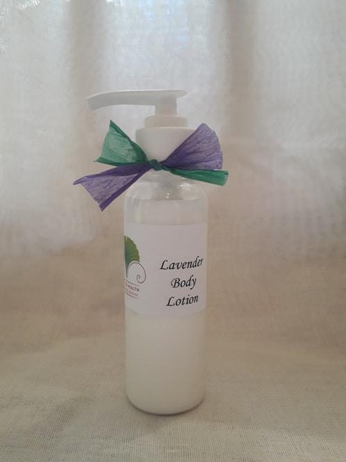 Lavender Body Lotion.