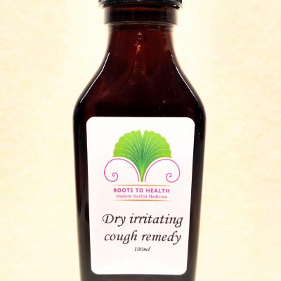 Dry irritating Cough Remedy